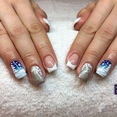 40+ stunning xmas nails to make you feel festive #xmasnails #nailart