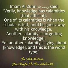 Imaam al zuhri