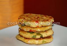 Couscous Feta Cakes: I want to try these with Quinoa!