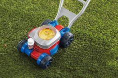 Amazon.com: Fisher-Price Bubble Mower: Toys & Games