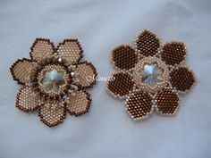 Wzory biżuterii z koralików/DIY beading: Wzór