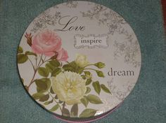 Natural Perfume Gift Box, Body care gift box - organic, perfume, botanical perfume, gift, holiday, Christmas, rose, jasmine