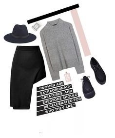 """""""Untitled #1979"""" by katerina-rampota ❤ liked on Polyvore featuring Opening Ceremony, rag & bone, Burberry and Diptyque"""