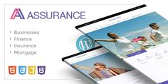 30+ Best Insurance Company Responsive WordPress Themes