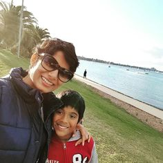 #FamilyTime on a #Sunday afternoon by the shores of #CorioBay & #CunninghamPier #Geelong #Australia  #vacation #traveling #trip #TravelSelfie #instatravel #travelgram #tourist #tourism #vacation #Aussie #ig_captures #ig_traveling  #ClickForFun by josephine.sequeira http://ift.tt/1JtS0vo