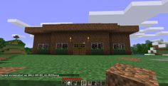 Simple but yet nice looking Dirt house in Minecraft Minecraft Houses Xbox, Cool Minecraft, Minecraft Ideas, Ps4 Or Xbox One, The Good Place, House Styles, Nice, Simple, Nice France
