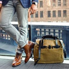 Filson Original Briefcase www.beaubags.de/filson