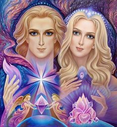 Greetings Beloved Ones, WE ARE Archangel Zadkiel and Archeia Holy Amethyst, along with a Host of the Angelic Realm of Light, and we greet you in Love. Today, we wish to discuss maintaining inner peace during change.