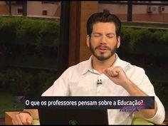 A visão dos professores sobre a educação no Brasil - Conexão Futura - Ca...