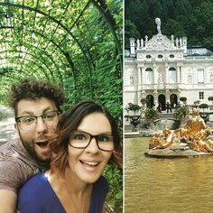 #linderhof #schloss #garten #Germany #summer #outdoors #people #park #portrait #nature #fun #beautiful #leisure #couple #girl #love #young #joy