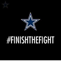 Finish the Fight Dallas Cowboys Pictures e87725f71