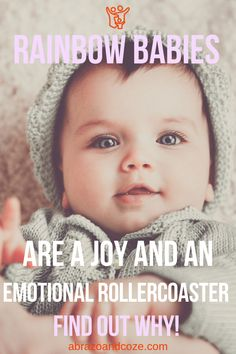 Rainbow Baby: The Emotional Impact of Pregnancy After Infertility Becoming Mom, Newborn Schedule, Second Pregnancy, Mixed Feelings, Baby Development, Everything Baby, Rainbow Baby, Work From Home Moms, Baby Feeding