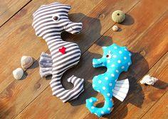Seepferdchen Kuscheltier | DIY LOVE