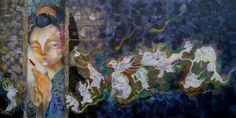 Hyakki Yako-The Night Parade of One Hundred Demons by Reina-Ruuska on deviantART