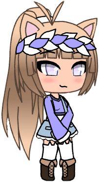 girl cat gacha life gachalife freetoedit Hi. Anime Girl Drawings, Kawaii Drawings, Anime Art Girl, Cute Drawings, Manga Art, Pony Drawing, Life Drawing, Cute Anime Chibi, Kawaii Anime
