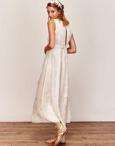 ... dans le dos pas cher - Boutique de créatrice de robe de mariée