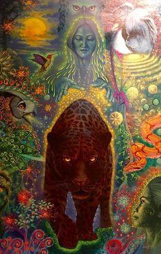 onayantii visionaires … BY MOISES LLERENA