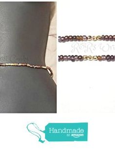 Waist Beads, Beaded Belly Chain, Seed Beads, African Waist Beads, Women's Jewelry, Body Jewelry, Minimalist Jewelry, Women's Body Jewelry https://www.amazon.com/dp/B01N7PYJ2X/ref=hnd_sw_r_pi_dp_PzBCyb1AATMV0 #handmadeatamazon