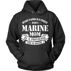 Being A Marine Mom Is A Privilege And An Honor