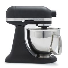 KitchenAid® Artisan® Mini Premium Tilt-Head Stand Mixer with Flex Edge Beater, 3.5 qt. | Sur La Table
