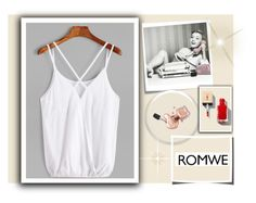 """""""Romwe"""" by velci-987 ❤ liked on Polyvore featuring Post-It"""