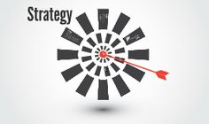 Strategy Prezi template has a target with a red dart. Dart game Prezi template with the 3d background. Give a presentation from a success story or about your business strategy from marketing achievements. Add your logo. Download from Prezibase.com