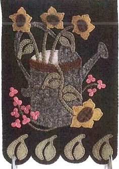 """Lily Anna Stitches """"Summer Banners"""""""