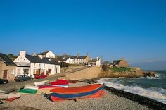 Image result for pictures of moelfre anglesey