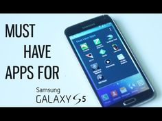 10 Best Must Have Apps for Samsung Galaxy S5 - YouTube