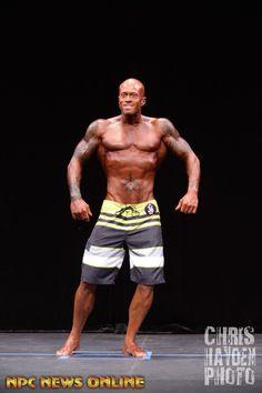 2012 NPC Men's Master's National Physique Competitor John ...