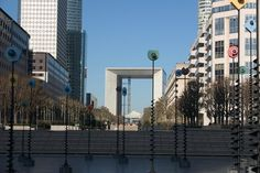La Defense - Paris   # Pinterest++ for iPad #