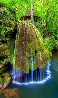 101 Travel Destinations You Won't Believe Are Real Places Most Beautiful Waterfall in the World Bigar Romania. Located in the nature reserve in Anina Mountains, the amazing waterfall is indeed a unique one. Beautiful Waterfalls, Beautiful Landscapes, Places To Travel, Places To See, Travel Destinations, Amazing Destinations, Travel Tips, Travel Goals, Holiday Destinations