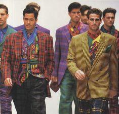 Gianni Versace Fashion show details