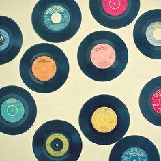 All of Our Yesterdays  Music photography vinyl por LolasRoom
