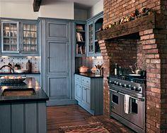 d56ab3a24070d068e6fbc2b8a8d55a57--brick-ovens-kitchen-designs.jpg (236×189)