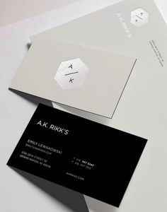 Conduit Studio - Branding for A.K. Rikk's