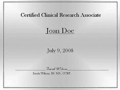 How to Get Certified as a Clinical Research Associate thumbnail Clinical Research, How To Get, How To Plan, Project Management, Career, Goals, Future, Drawing, Carrera