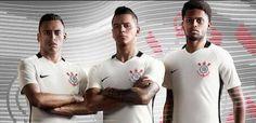 Nueva Camiseta Corinthians 2017 baratas