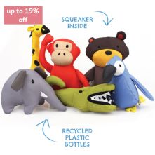 Beco Family Soft Toys for Dogs