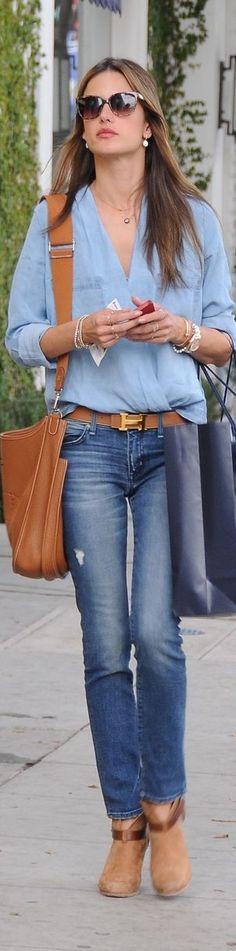 Amo los jeans.. y mas si sabes como combinar