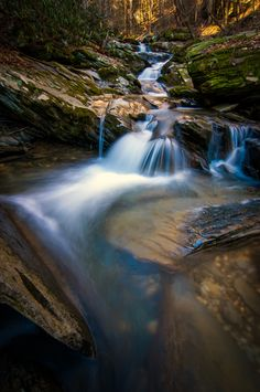 Cascades -- Visit banakasdesigns.com to sign up for a free Weekly Update to stay up to date with all the happenings going on in my photography world.