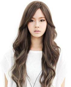 Western Women's Charming Long Curly Wig (Model: Jf010485) (Light Brown) by cool2day, http://www.amazon.com/dp/B008BDQKQQ/ref=cm_sw_r_pi_dp_RgrWrb1CQ10E9