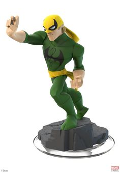 Disney INFINITY Marvel Super Heroes (2.0 Edition) Iron Fist Figure