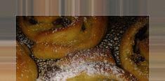 Πεντανόστιμα Ρολάκια με κρέμα και σταφίδες Baked Potato, French Toast, Potatoes, Baking, Breakfast, Ethnic Recipes, Food, Recipies, Morning Coffee