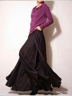 Pantolon Etek Modelleri - http://www.birleydi.com/2014/06/pantolon-etek-modelleri.html