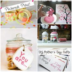 5 easy DIY Mothers Day Gifts for tweens to make | CiCi Bean blog for tween girls