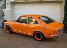 1970 toyotacorolla | JDM Look and Turbo Swap: 1970 Toyota Corolla
