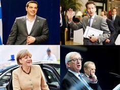 Slideshow : Meet the protagonists in the Greek bailout drama - Meet the protagonists in the Greek bailout drama - The Economic Times