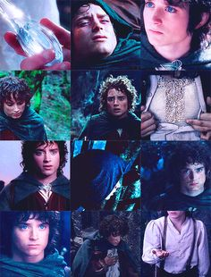 Frodo. If I have to look like a Hobbit, at least I look like the pretty one, haha!