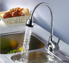 Grohe Eurostyle Cosmo Low Spout Mono Sink Mixer Tap, Single Handle ...